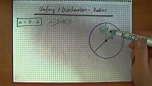 Berechnen Kreisumfang : kreisumfang berechnen youtube ~ Themetempest.com Abrechnung