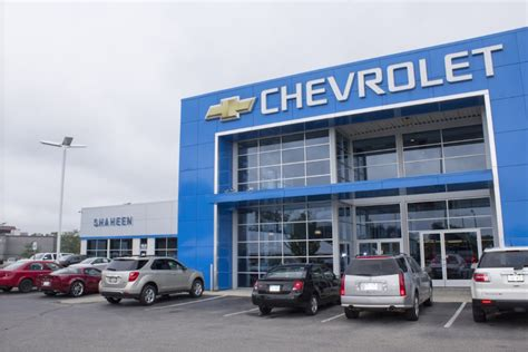 Shaheen Chevrolet by Why Service With Shaheen Chevrolet In Lansing Chevy