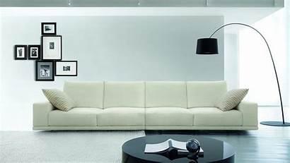 Couch Interior Modern Wallpapers Desktop Minimalist Designs