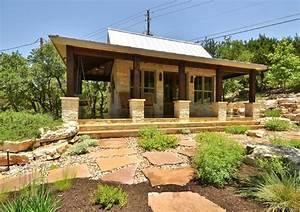 Hill Country Rustic Elegance - Rustic - Landscape - austin