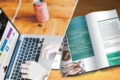 Digital Marketing Materials by Digital Vs Print Marketing Materials What Should My