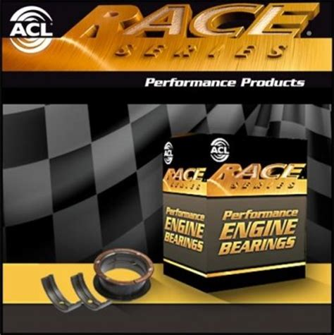 acl 4m2737h 25 oversized high performance main bearing for 0 25mm walmart com