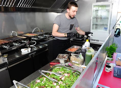 reglementation cuisine restaurant comment choisir food truck le monde de l 39 automobile
