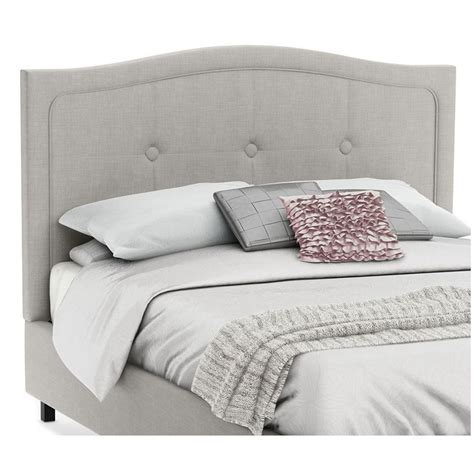 Upholstering A Headboard With Fabric by Amisco Crocus Upholstered Headboard Collectic Home