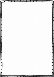 Squares clipart double line border - Pencil and in color ...