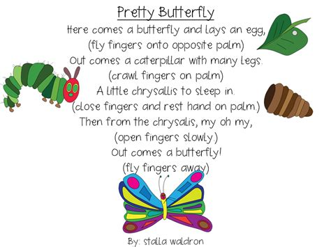 butterfly poems for kindergarten search 847 | b378395c40b7a2708a9344924e807892