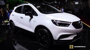 Opel Mokka Color Edition : 2017 opel mokka x color edition 1 6 diesel exterior interior walkaround 2016 paris motor ~ Gottalentnigeria.com Avis de Voitures