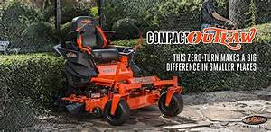 Bad Boy Mower Compact Outlaw