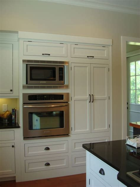 kitchen cabinet for wall oven love the wall oven with microwave microwave ovens