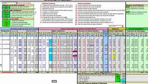 Calcul Puissance Clim : calcul programme dimensionnement plancher chauffant ~ Premium-room.com Idées de Décoration