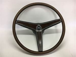 Critter Creek Cougar Restorations  U2013 Steering Wheel 1969