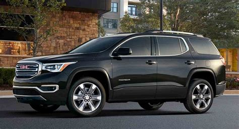 2019 Gmc Acadia Design, Specs, Mpg, Price 20182019