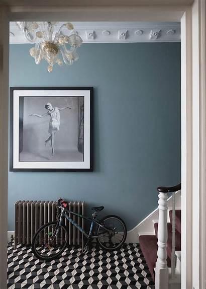 Hallway Modern Farrow Ball Bedroom London Nimes