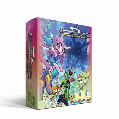 Freedom Planet Indiebox Edition