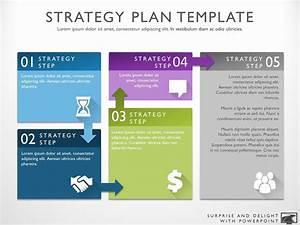 business strategic plan template unique e page business With it strategic plan template powerpoint