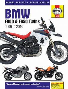 Buy Haynes Workshop Manual Bmw F800 Adventure F650 F700