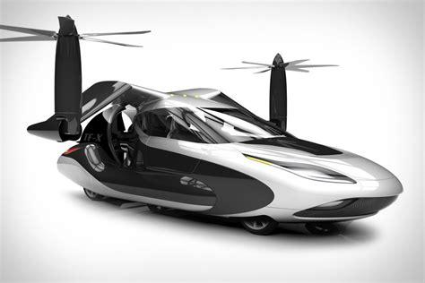 Terrafugia Tfx Flying Car Uncrate
