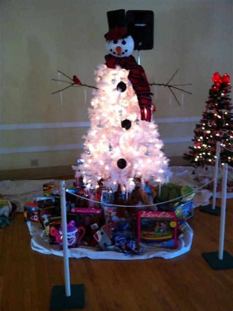 frosty the snowman christmas tree snowman christmas tree