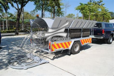 Vehicle Barriers/expeditionary Mobile Barrier