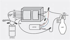 Photo Cell Wiring Diagram Mercury Vapor