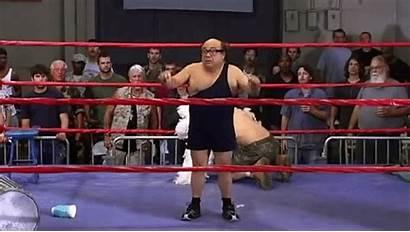 Sunny Always Danny Devito Wrestling Philadelphia Trashman