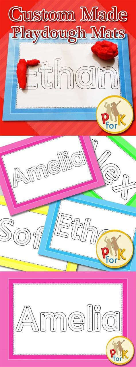 name recognition and spelling activity for pre school 354 | 7469b5c9acecf7918e96245b550dc6fb