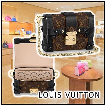 shop louis vuitton  fw essential trunk   noelsstyle buyma