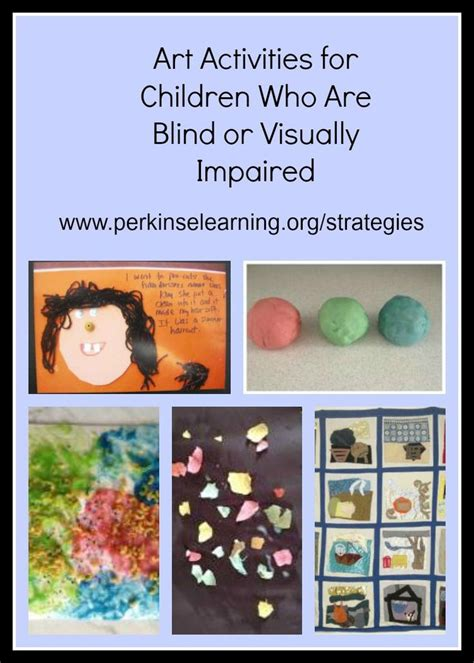 168 best images about blind low vision ideas on 319 | 3d8897e8f0a601c987154aa49392630c art activities for kids sponge painting