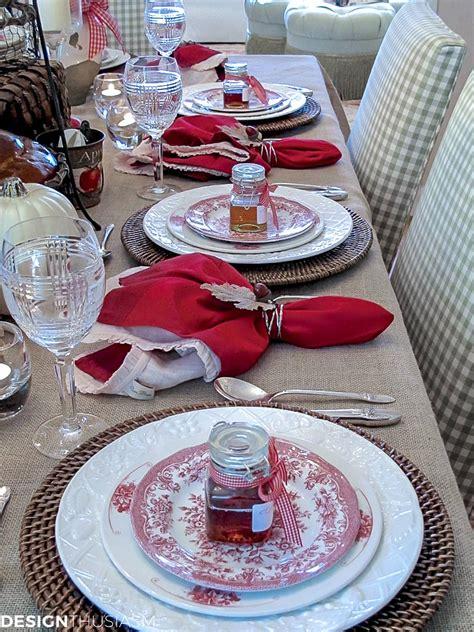 apples  honey rustic table decor  rosh hashanah dinner