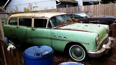Parts Project Buick Special Wagon