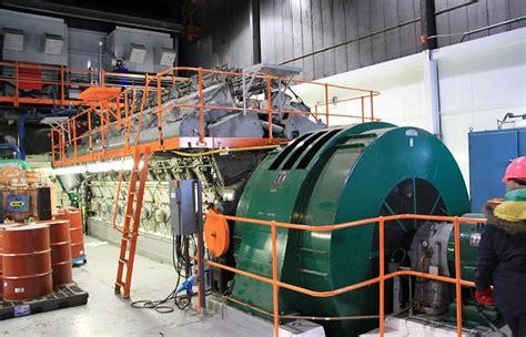 A Tour Of Yukon Energy's Whitehorse Power Plants