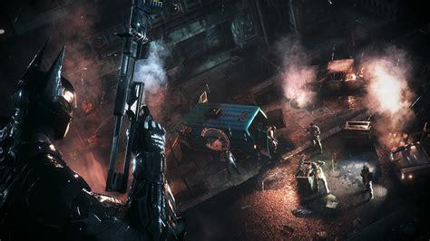 batman arkham knight gameplay video explains gta