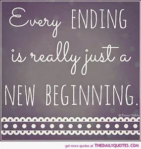 Goodbye Quotes New Beginning. QuotesGram
