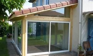 Veranda En Kit Castorama : r sultat de recherche d 39 images pour veranda en kit ~ Melissatoandfro.com Idées de Décoration