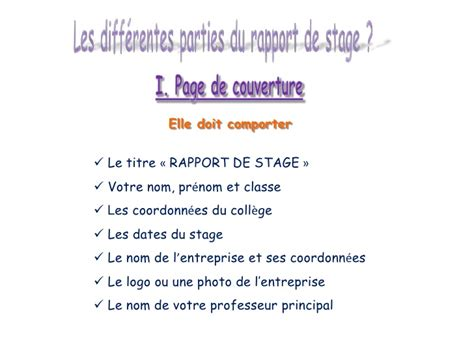 dossier bac pro cuisine diaporama stage 3ème
