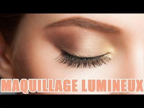Yeux comment faire un maquillage de soirée . abcApprendre