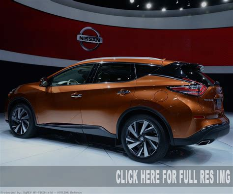 Nissan 2019 : 2019 Nissan Murano Debut And Reveal