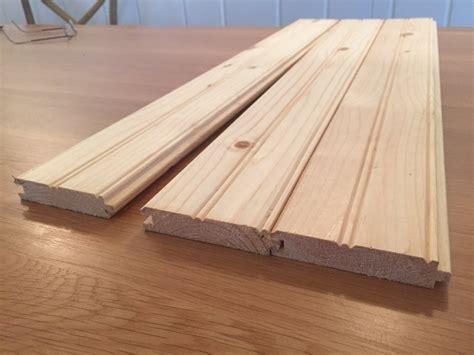 Beadboard Plank : Beadboard Ceiling Install