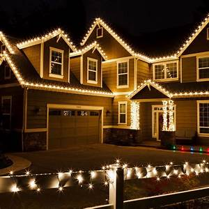50, spectacular, home, christmas, lights, displays