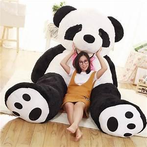 Grosse Peluche Panda : grande urso panda popular buscando e comprando fornecedores de sucesso de vendas da china em ~ Teatrodelosmanantiales.com Idées de Décoration