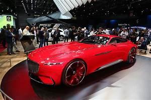 Mercedes 6 6 : vision mercedes maybach 6 in paris photos videos ~ Medecine-chirurgie-esthetiques.com Avis de Voitures