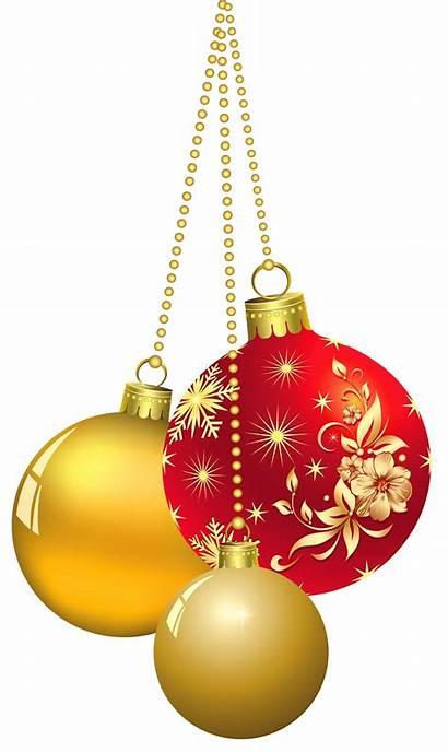 Ornaments Ornament Transparent Clipart Balls Bulbs String
