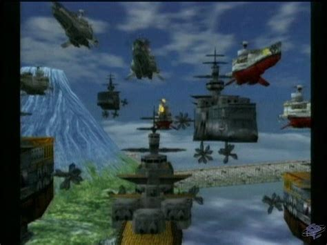 skies  arcadia legends game nintendo world report