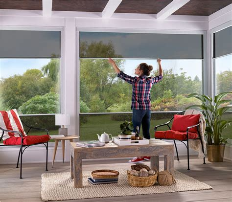 tempered glass panels scenix retractable screen windows for your porch