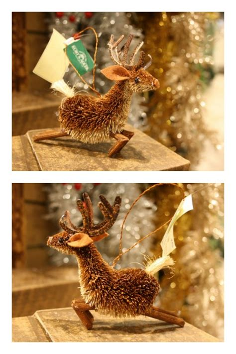 woodland animals   xmas tree homeware