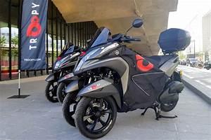 Scooter 3 Roues 125 : troopy le scooter 3 roues partag ~ Medecine-chirurgie-esthetiques.com Avis de Voitures