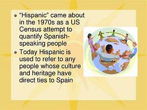 Hispanic Heritage Ppt Ppt Hispanic Literature Powerpoint Presentation Id 234961
