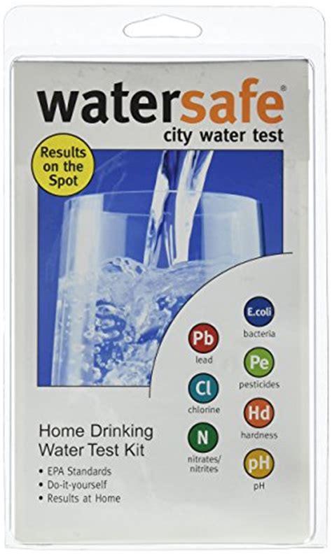 safe test watersafe ws425b water test kit desertcart
