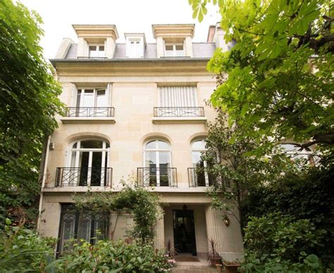 chambre a louer neuilly sur seine vente hotel particulier 1927 12 pieces neuilly chezy