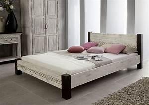 Betten 140x200 Weiß : vollholz mango akazie wei castle antik massivholz chalk paint bed home decor home ~ Eleganceandgraceweddings.com Haus und Dekorationen
